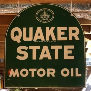 Our Inventory of Collectible Signs and Other Décor Items is Fun to Browse