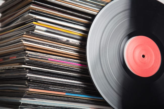 4 Out-of-The-Box Ideas for Vinyl Records